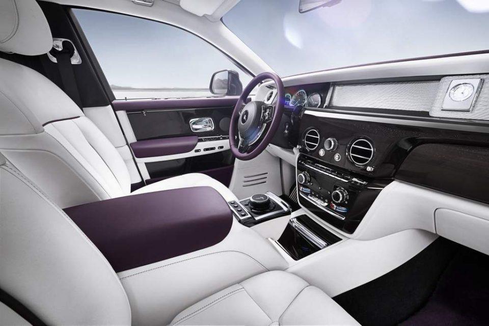 2018 Rolls Royce Phantom 10