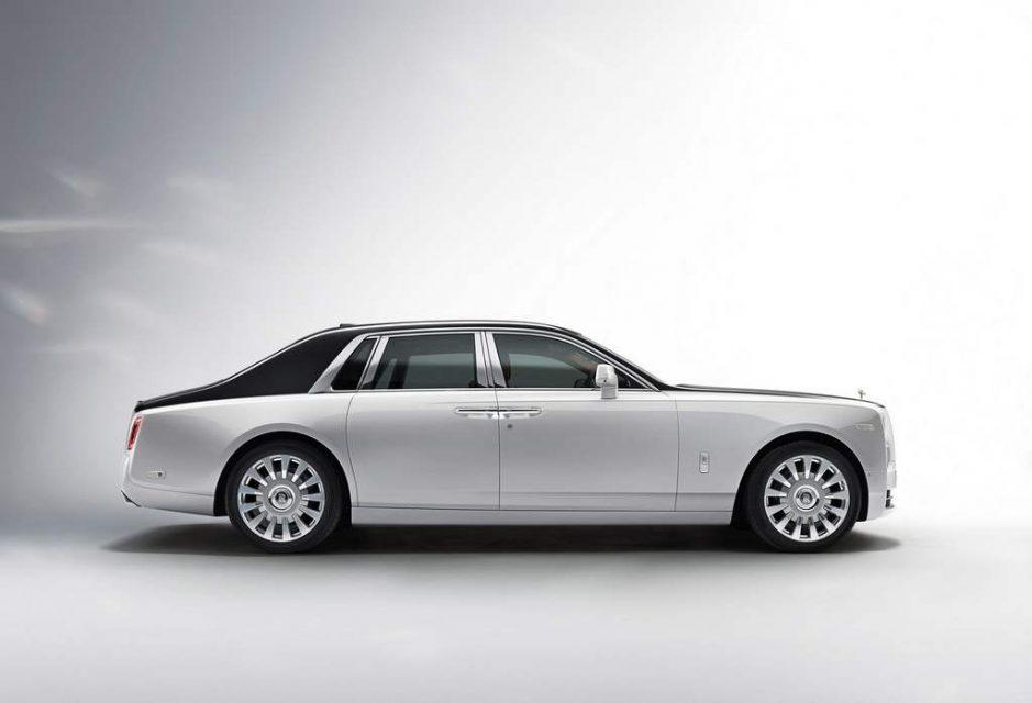2018 Rolls Royce Phantom 2