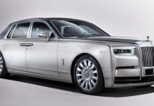 2018 Rolls Royce Phantom