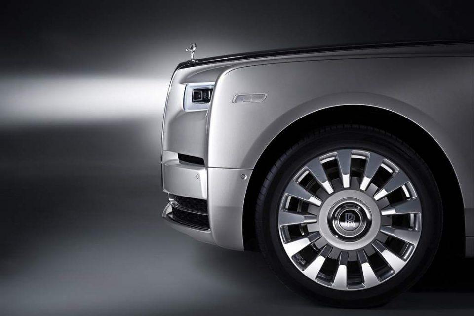 2018 Rolls Royce Phantom 3