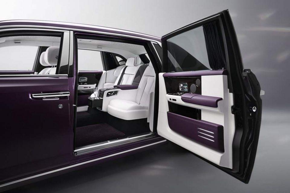 2018 Rolls Royce Phantom 7