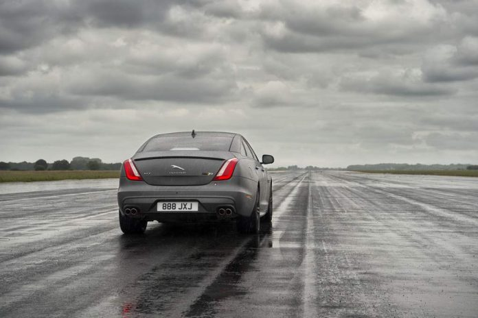 2018 Jaguar XJ Unveiled With New Range-Topper Making 575 PS