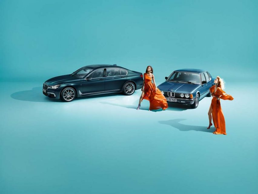 BMW 7-Series Edition 40 Jahre 2
