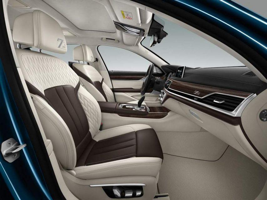 BMW 7-Series Edition 40 Jahre 5