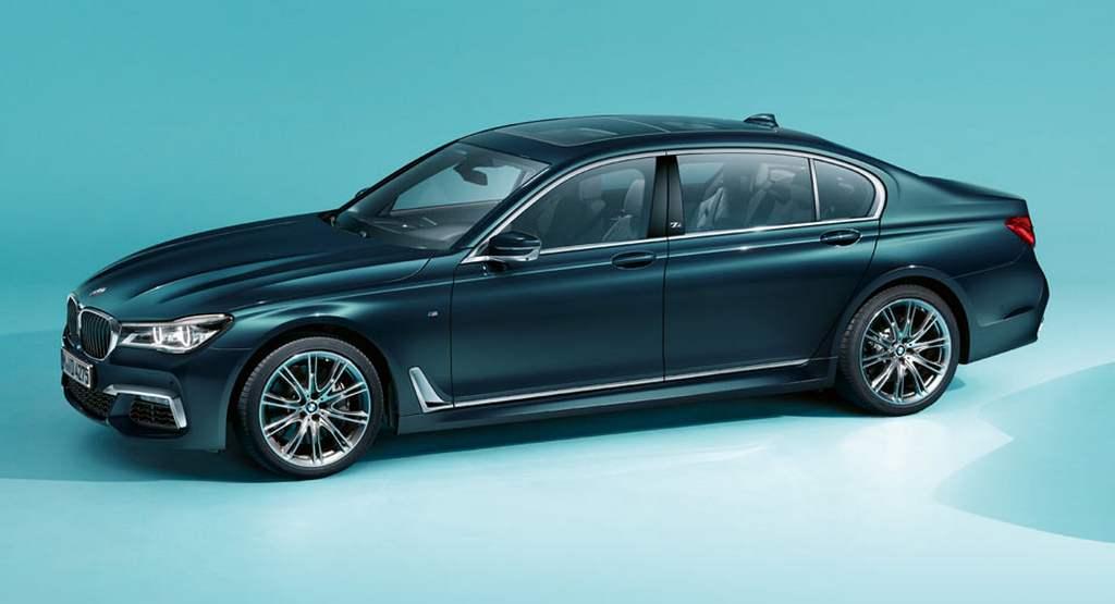 BMW 7-Series Edition 40 Jahre 6