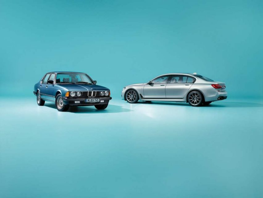 BMW 7-Series Edition 40 Jahre Special Edition