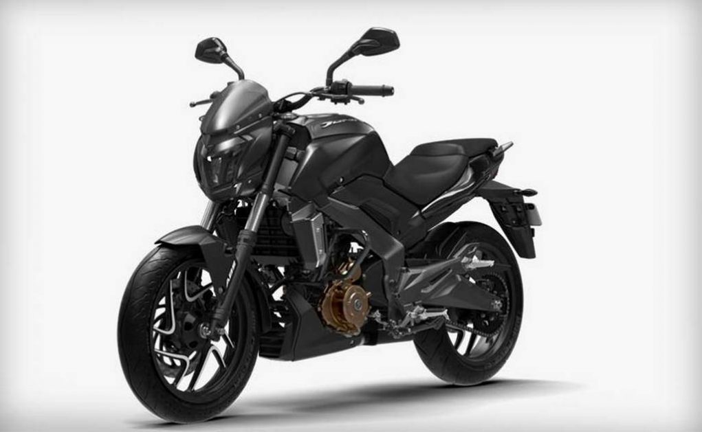 Bajaj Dominar 400 Matte Black Colour Launched in India