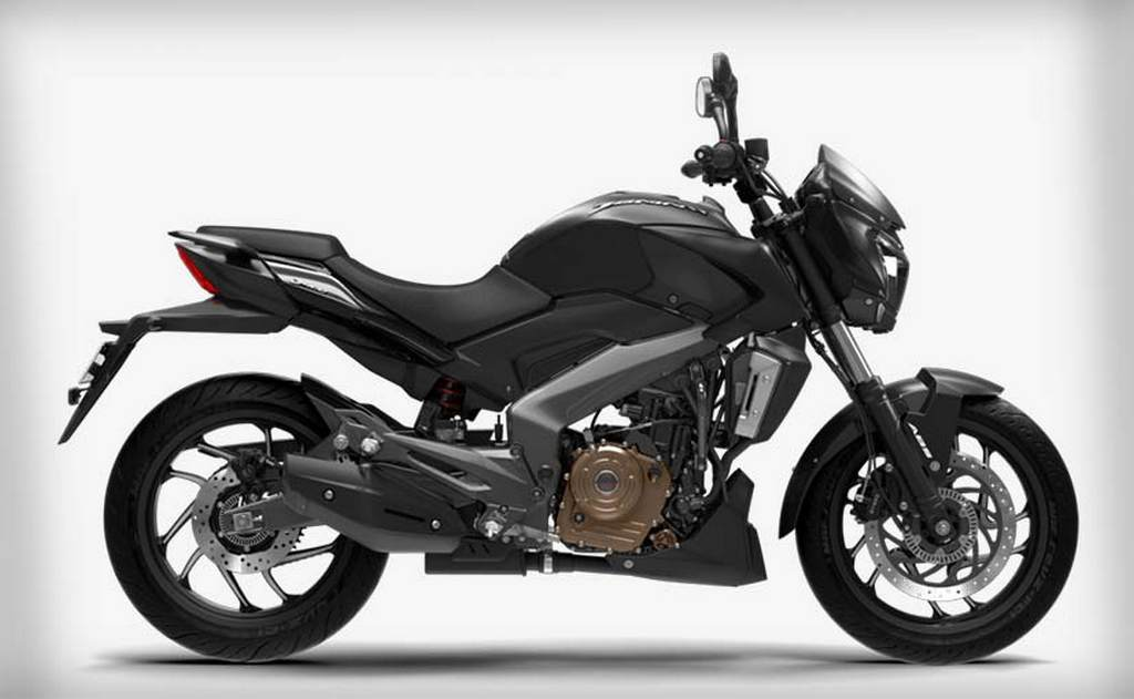 Bajaj Dominar 400 Matte Black Colour Launched in India 2
