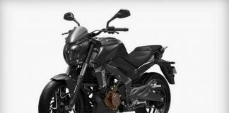 Bajaj Dominar 400 Matte Black Colour Launched in India