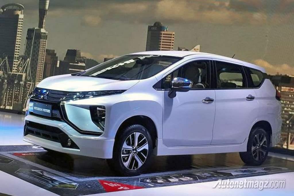 Mitsubishi Expander MPV (Maruti Ertiga Rival) Launch ...