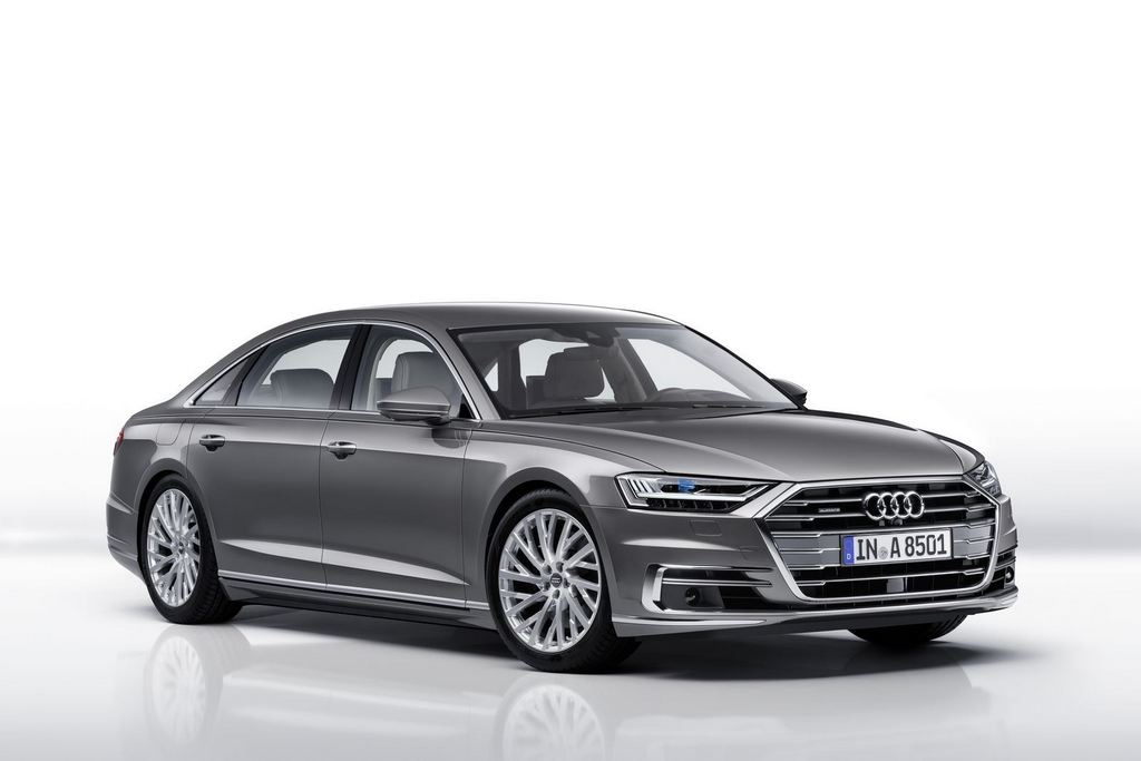 2018 audi a8 india launch price engine specs features interior. Black Bedroom Furniture Sets. Home Design Ideas
