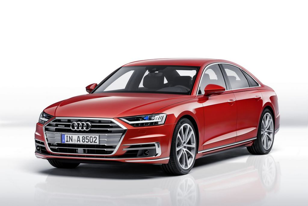 2018 Audi A8 India Launch Price Engine Specs Features Interior