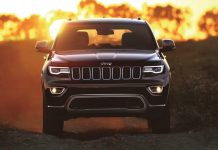 Jeep Grand Cherokee Summit Petrol Launched in India 2