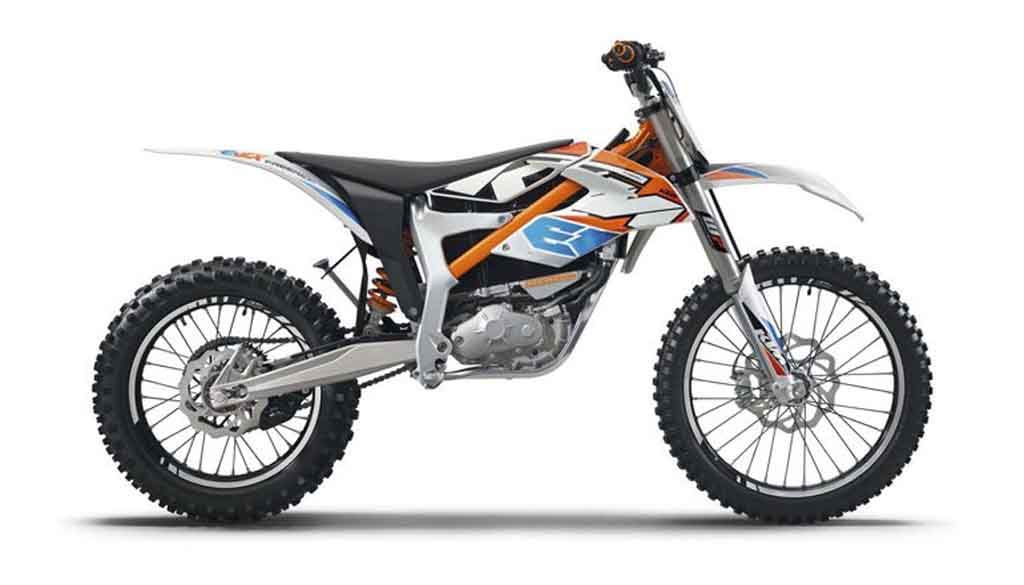 Ktm Launches Electric Off Road Bike In Usa