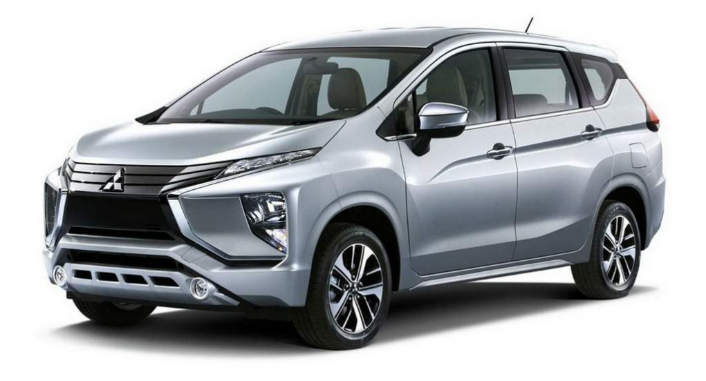 Mitsubishi Expander MPV Interior Revealed