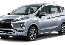 Mitsubishi Expander MPV Interior Revealed