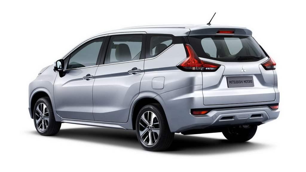 Mitsubishi Expander MPV Revealed