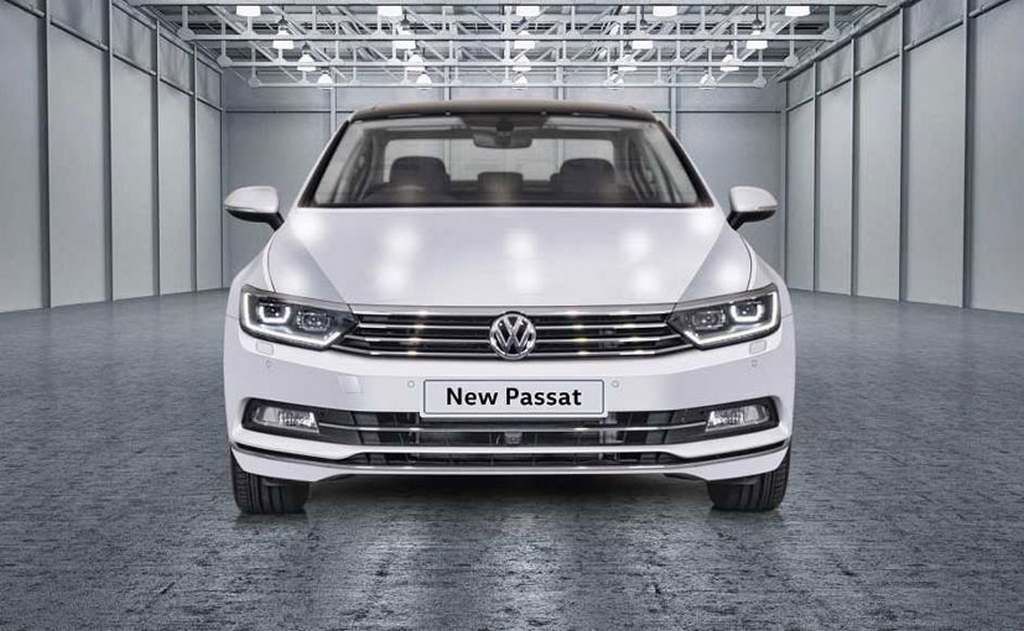 New Volkswagen Passat Production Commences In India; Launch Later This Year