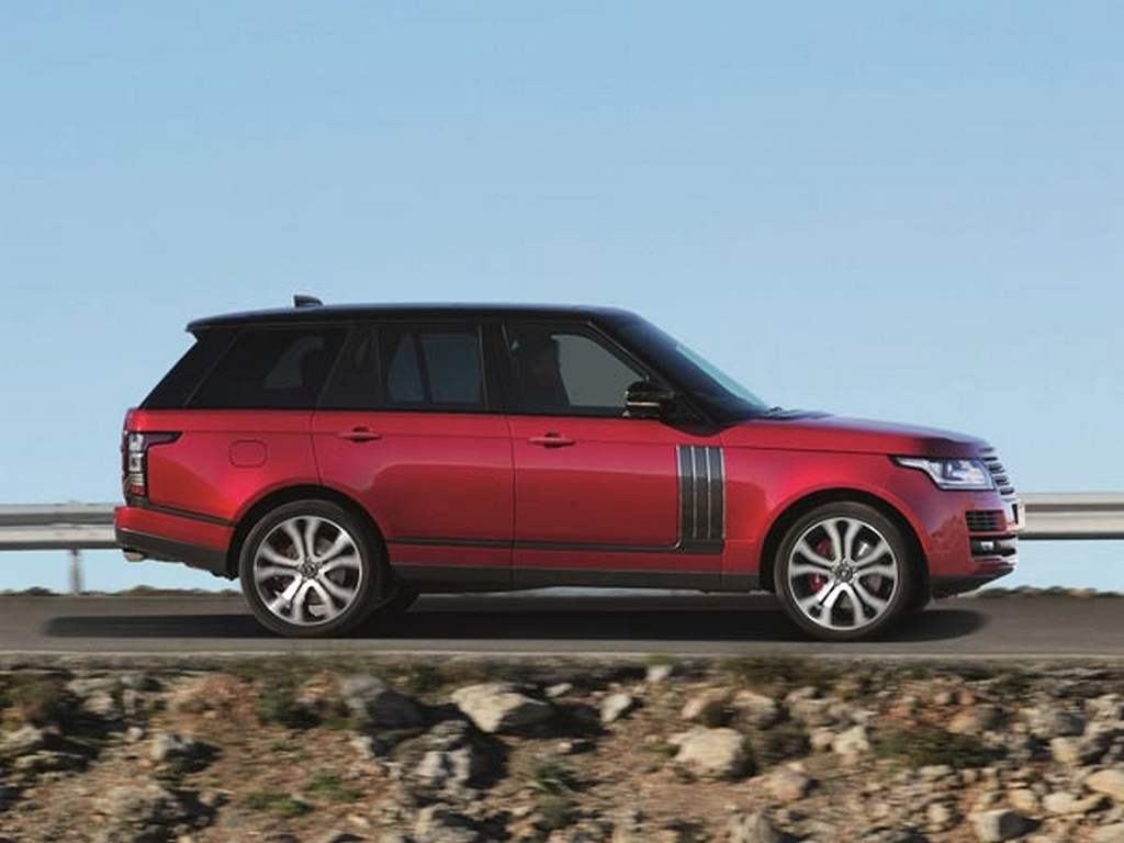 range rover svautobiography dynamic launched in india at rs crore. Black Bedroom Furniture Sets. Home Design Ideas