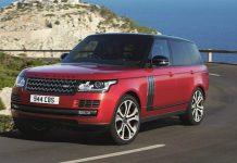 Range Rover SVAutobiography Dynamic India