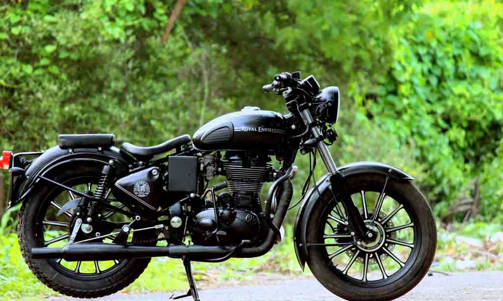 This Customised Re Classic Is A Retro Charmer