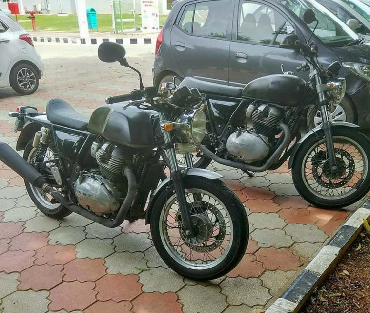 Royal-Enfield-Continental-GT-750-Cafe-Racer-Spied