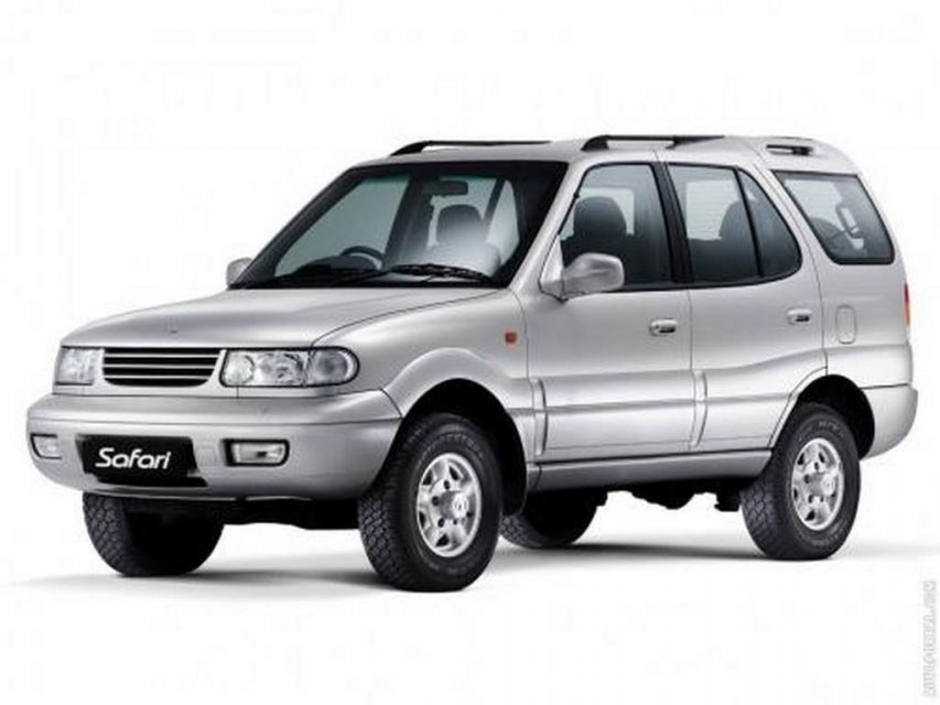 Tata Safari Dicor India Discontinued 2