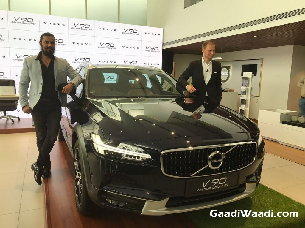 Volvo V90 Cross Country Launched In India Price Specs Features