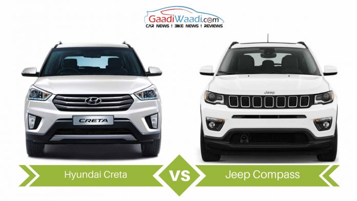 jeep compass vs Hyundai creta compariosn2
