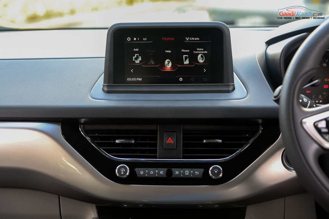Tata Hexa And Tigor To Get New Connectnext Infotainment