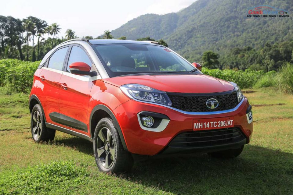 Tata Nexon Suv Launched In India Price Interior Features