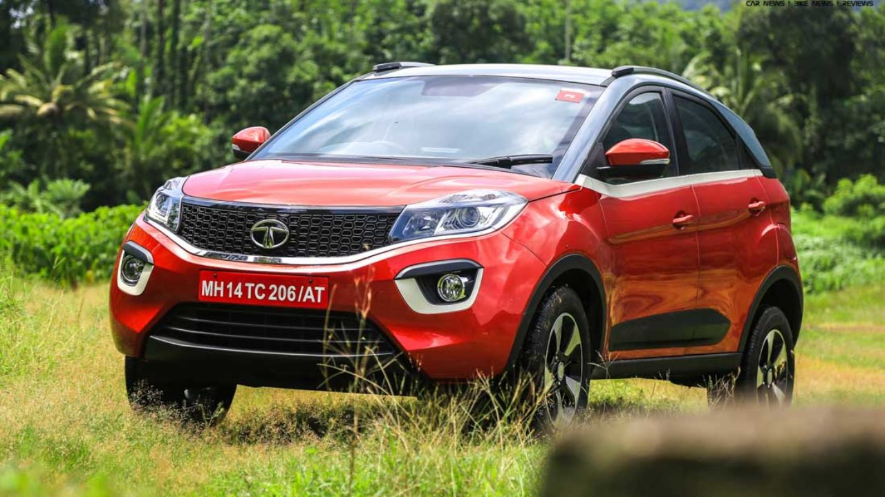 Tech: Tata Nexon Three Driving Modes Explained In Detail