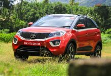 nexon tata suv-22 (Top 10 Selling SUVs In July 2018 In India)