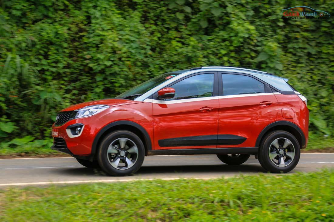 Tata Nexon vs Ford EcoSport Specs Comparison