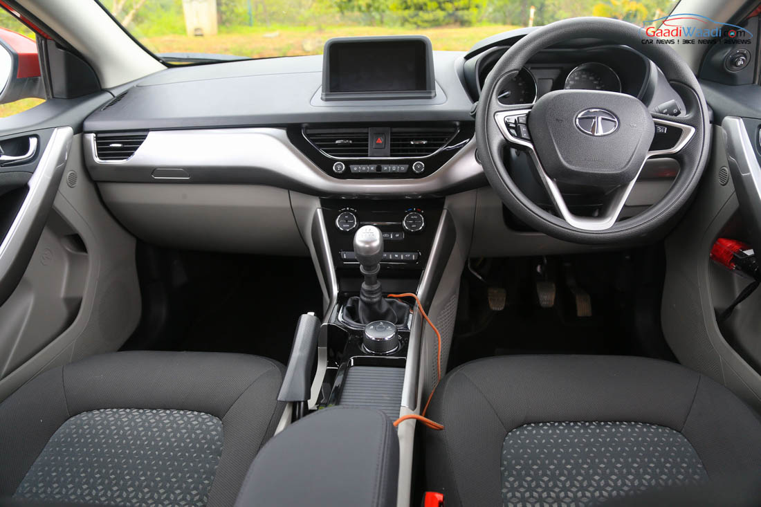 Tata Nexon SUV India Price, Engine, Interior, Features ...