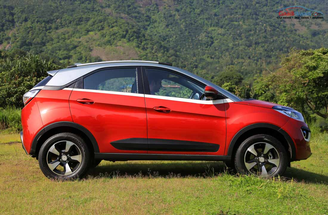 Tata Nexon Suv Sub 4m All Things You Need To Know 061130 on On Roof Design Here S A Modified With