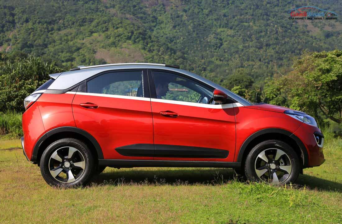 Tata Nexon SUV India Price, Engine, Interior, Features, Specs, Review