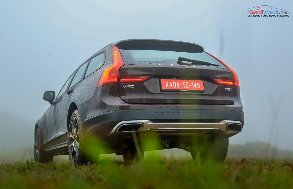 volvo v90 cross country india review24