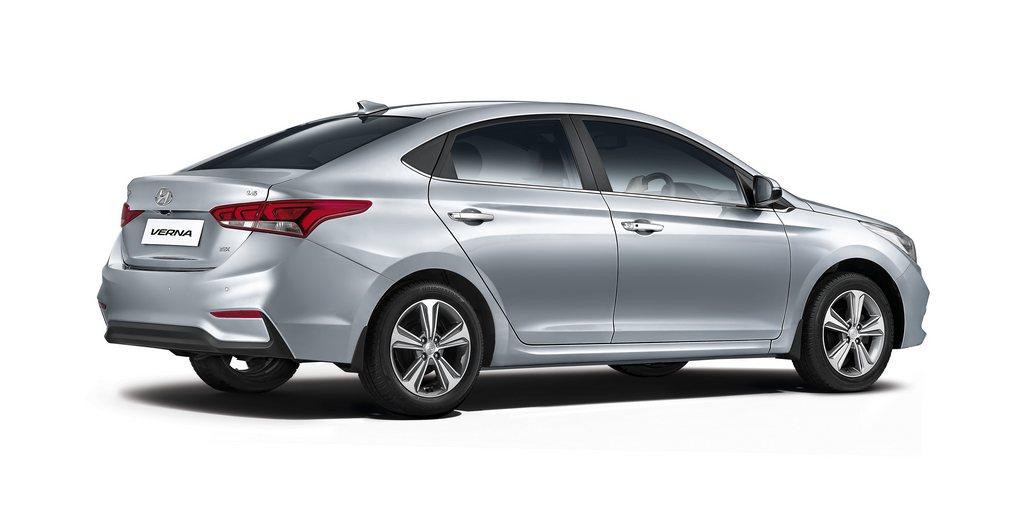 2017 Hyundai Verna Price Bookings Engine Specs Features Interior