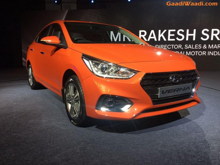 2017 Hyundai Verna Launched in India, Price, Specs, Engine, Mileage, Features, Interior 4