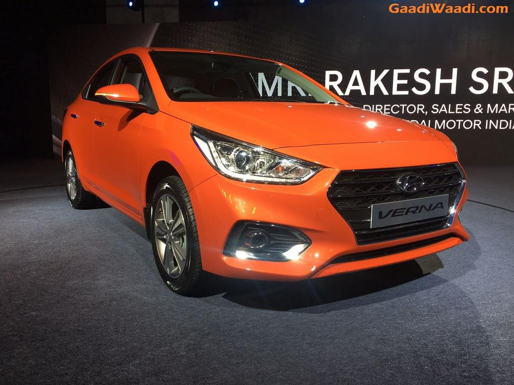 2017 Hyundai Verna Price, Bookings, Engine, Specs ...