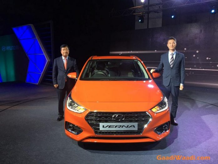2017 Hyundai Verna Launched in India, Price, Specs, Features, Interior