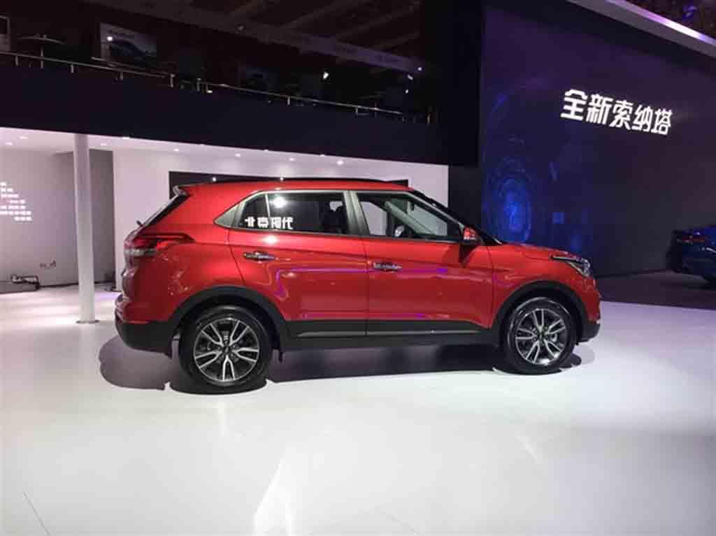 India Bound Hyundai Creta Facelift Launched In China