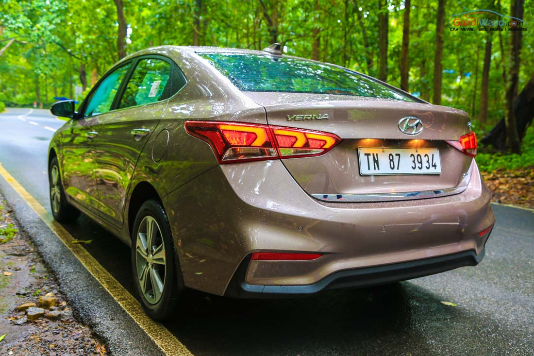 2017 Hyundai Verna Test Drive Review Hits All The Right