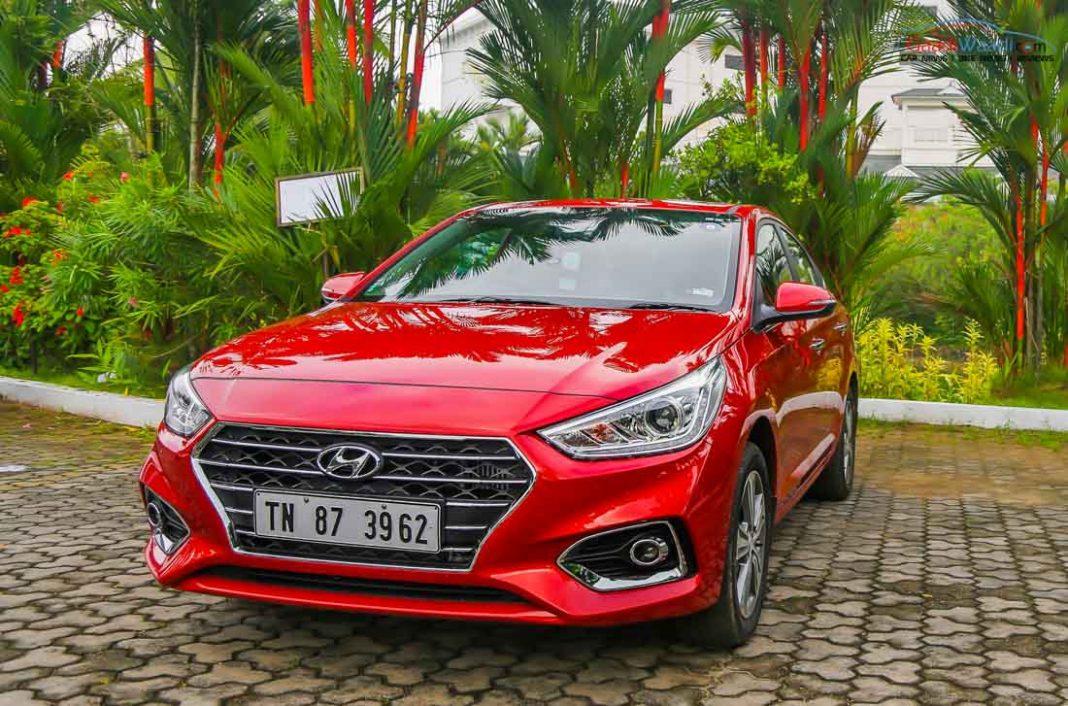 Hyundai Verna Beats Honda City Maruti Ciaz In April 2019 Sales