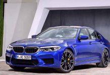 2018 BMW M5 1