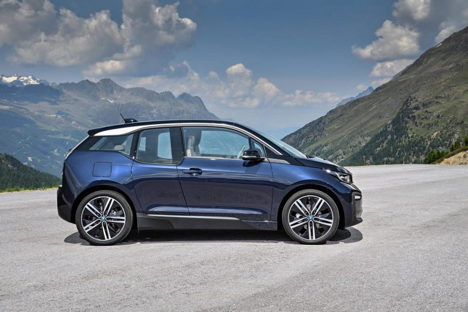 2018 BMW i3 and BMW i3S Revealed 3