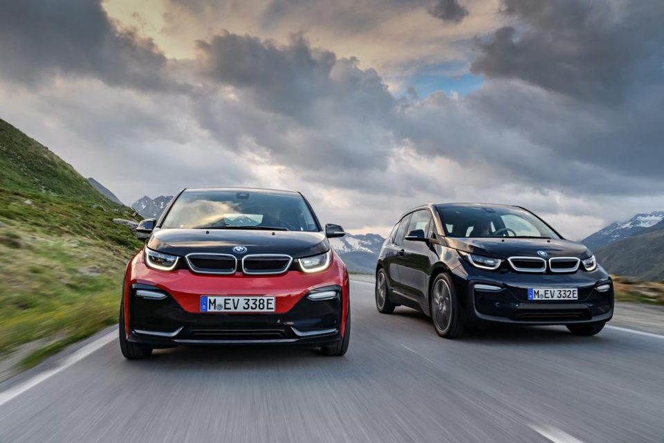 2018 BMW i3 and BMW i3S Revealed 5