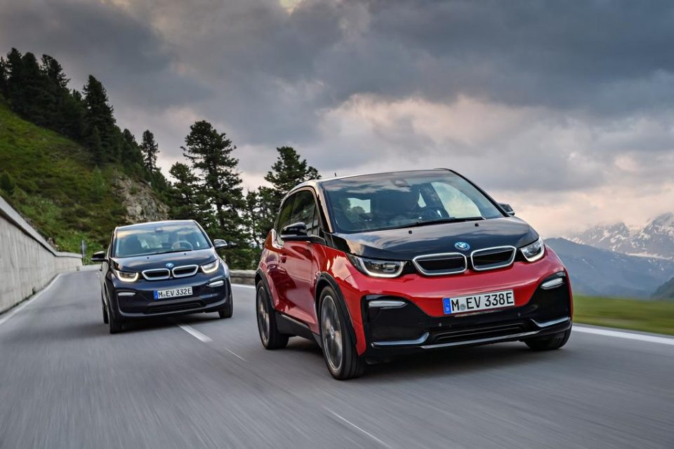 2018 BMW i3 and BMW i3S Revealed 6