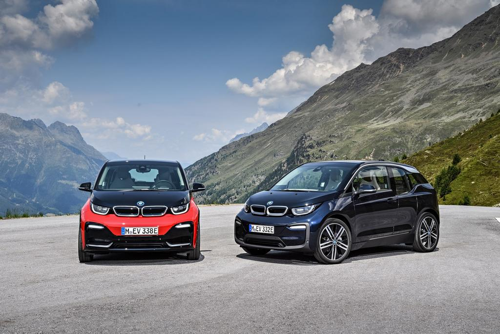 2018 BMW i3 and BMW i3S Revealed 8
